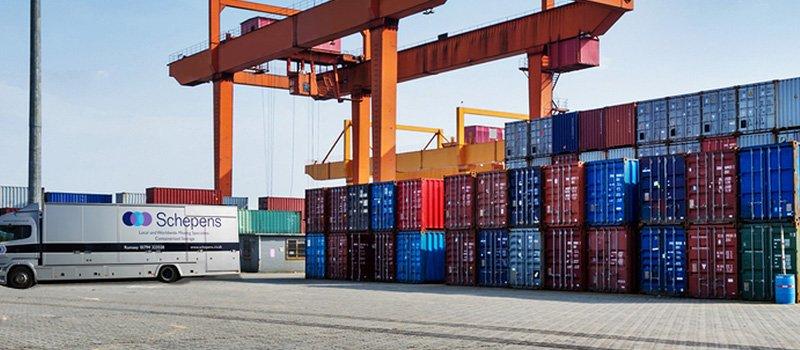 International Removals and Storage