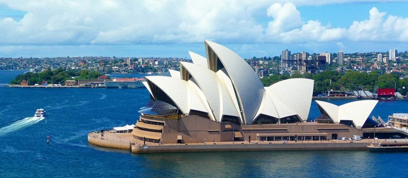 Removals To Sydney from UK
