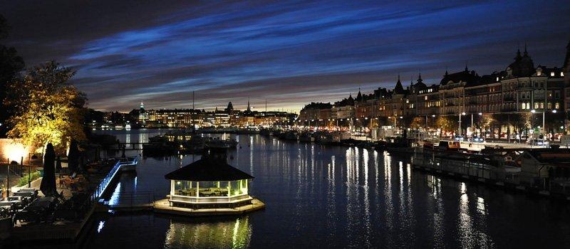 UK to Stockholm removals