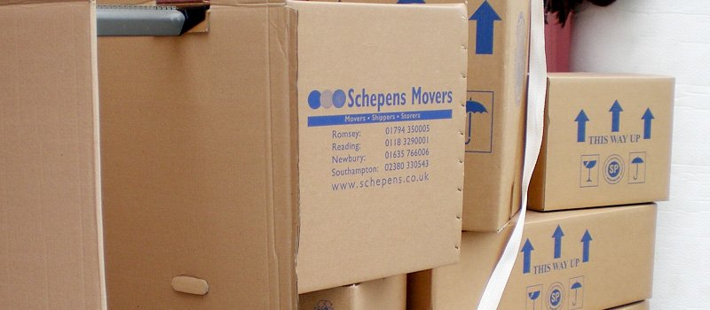 House Removals in Southampton