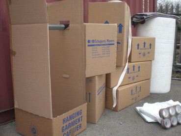 furniture removals packing service