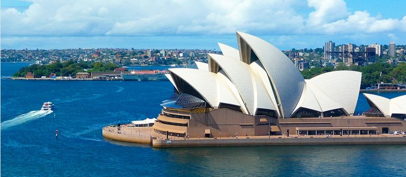 Removals Quote UK to Sydney