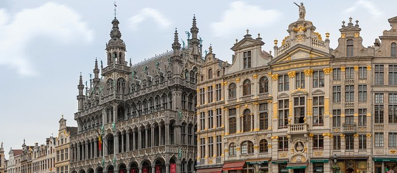 Furniture Removals to Brussels