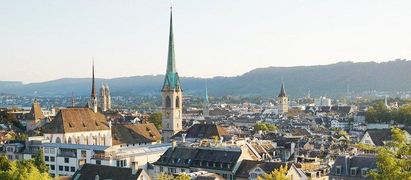 Furniture Removals to Zürich