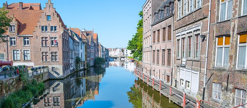 Office Removals to Belgium