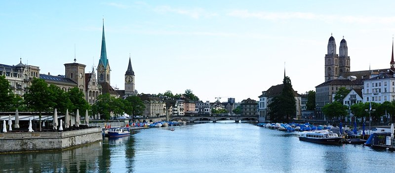 Movers to Zurich from UK