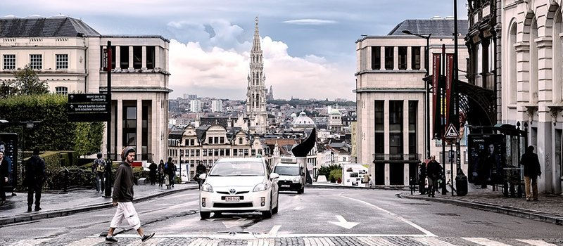 Office Removals to Brussels