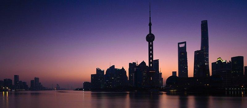 international Removals to Shanghai