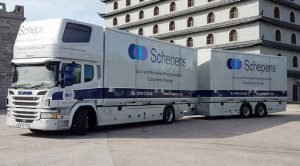 removal Truck removals to Hassleholm