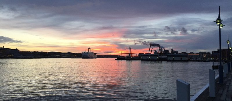 Moving to Gothenburg from the UK