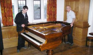 Hampshire Piano Movers