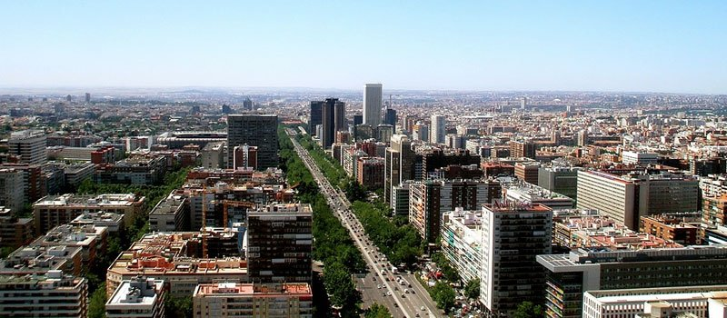 UK to Madrid Removals