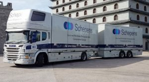 Removals to Madrid Road Trains