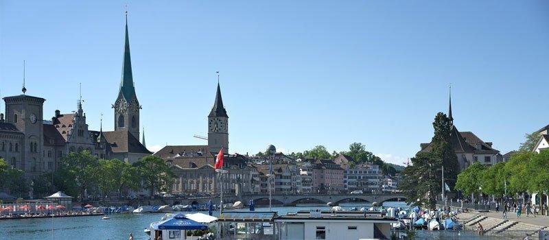 Moving to Zurich