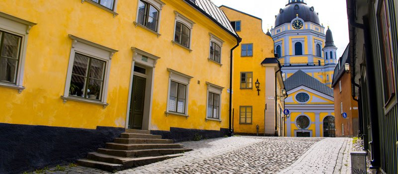 Move to Stockholm