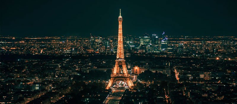 Move to Paris from UK