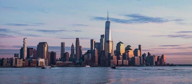 Moving to New York from UK