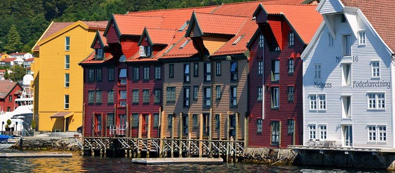 Retiring to Norway