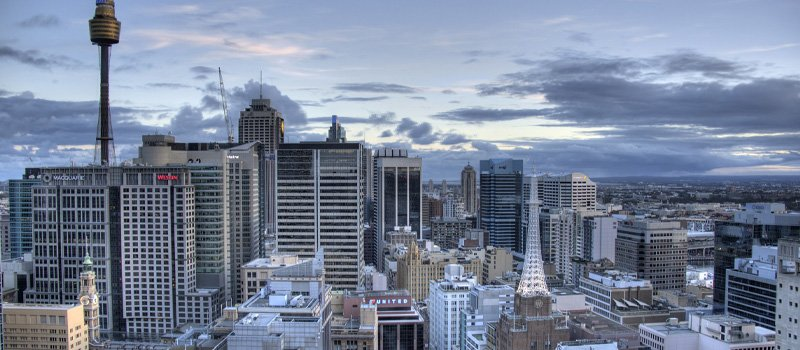 Moving to Sydney from UK