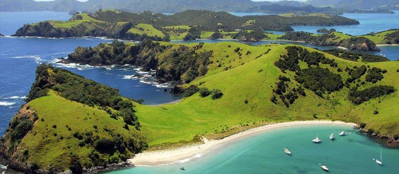 Retiring to New Zealand