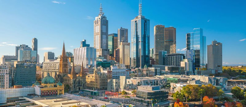 Moving to Melbourne from UK