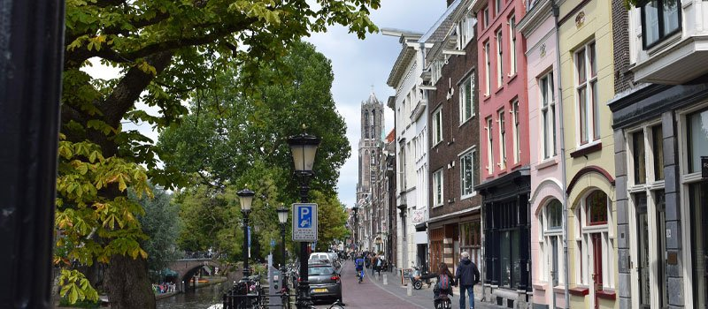 Moving to Utrecht