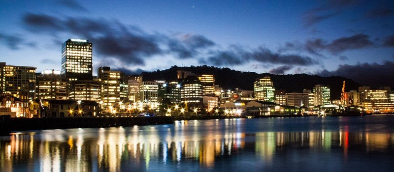 Moving to Wellington New Zealand