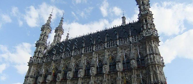 Moving to Leuven