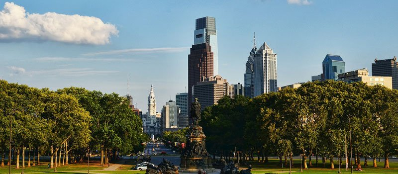 Moving to Philadelphia