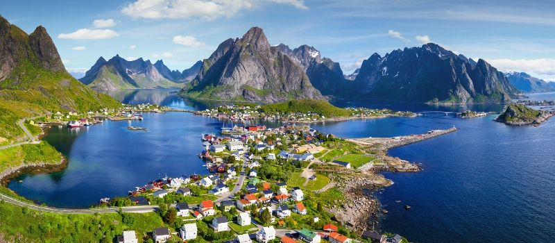Removals Quote UK to Norway