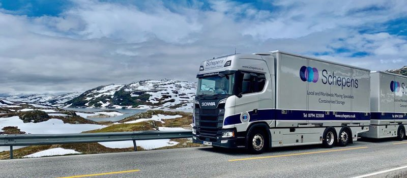 Removals UK to Norway
