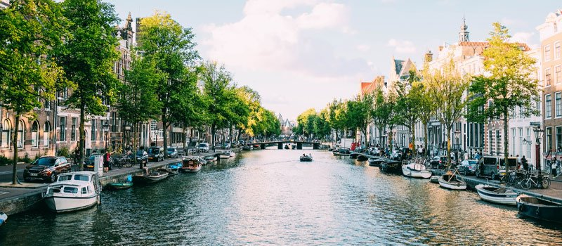 Moving to Netherlands