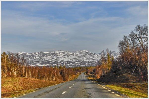driving in sweden