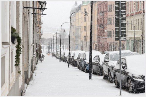 stockholm weather