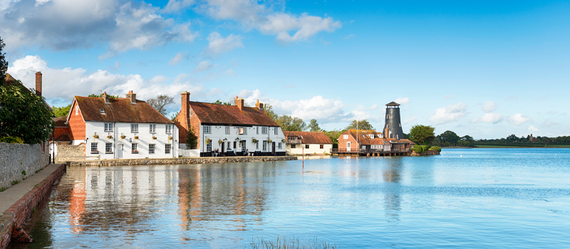 Hampshire Cities and Towns